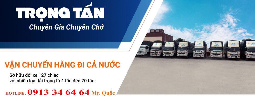 Nhà xe gửi hàng Sài Gòn đi Bắc Giang