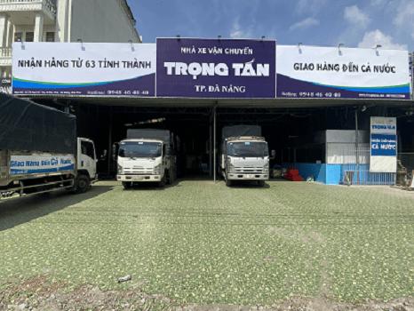 Nhà Xe Vận Chuyển Hàng Đà Nẵng Đi Đồng Tháp kho trọng tấn chi nhánh đà nẵng