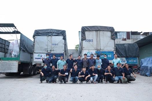Nhà Xe Vận Chuyển Hàng Đà Nẵng Đi Đồng Tháp đội ngũ nhân viên giàu kinh nghiệm tay nghề cao