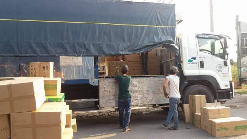Vận chuyển hàng hoá Lâm Đồng đi Miền Bắc
