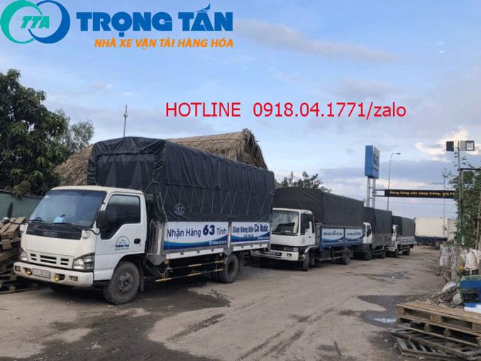 Chành xe cho thuê xe tải đi Cẩm Xuyên Hà Tĩnh