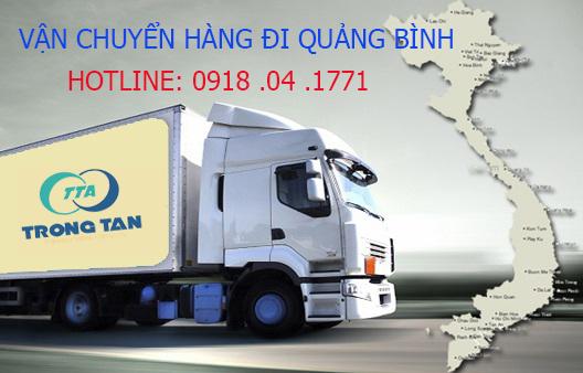 Thuê xe tải vận chuyển hàng đi Đồng Hới Quảng Bình