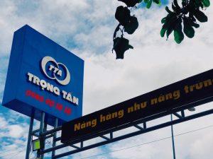 chàn xe vận chuyển hàng hoá tại Đà Nẵng