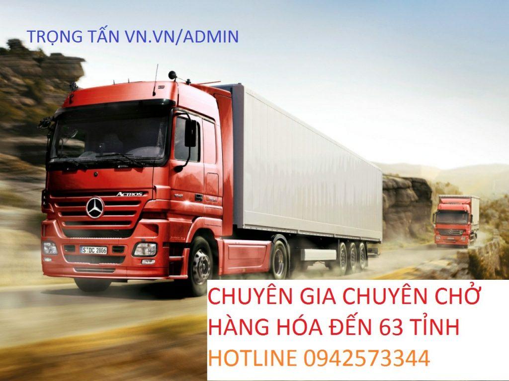 Vận chuyển hàng hóa Sài Gòn đi Bình Thuận