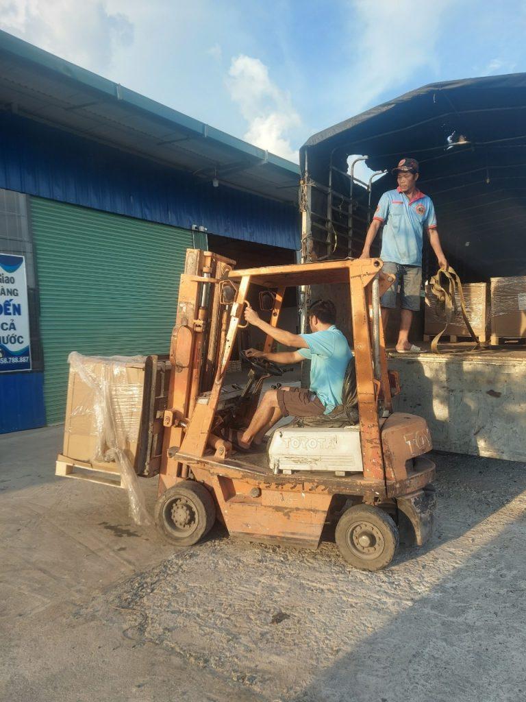 Vận tải hàng Lâm Đồng đi Hà Nội