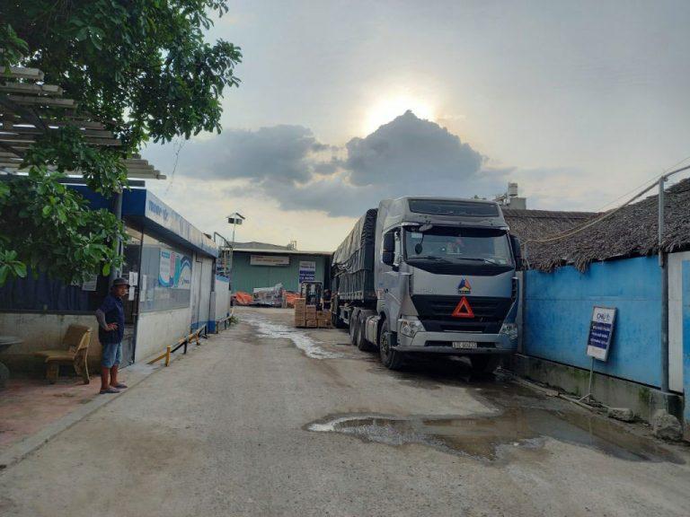 Xe tải 15 tấn