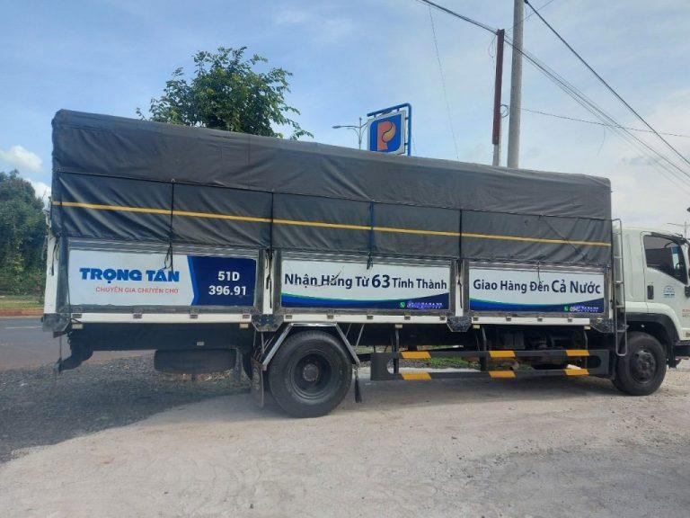 Xe tải 8 tấn