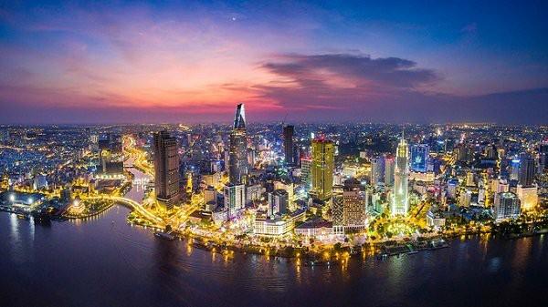 Địa điểm trung tâm Thành phố Hồ Chí Minh