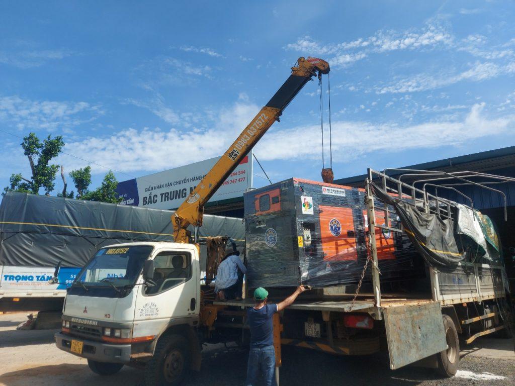 Vận chuyển hàng hóa Sài Gòn đi Đà Nẵng có máy móc đầy đủ