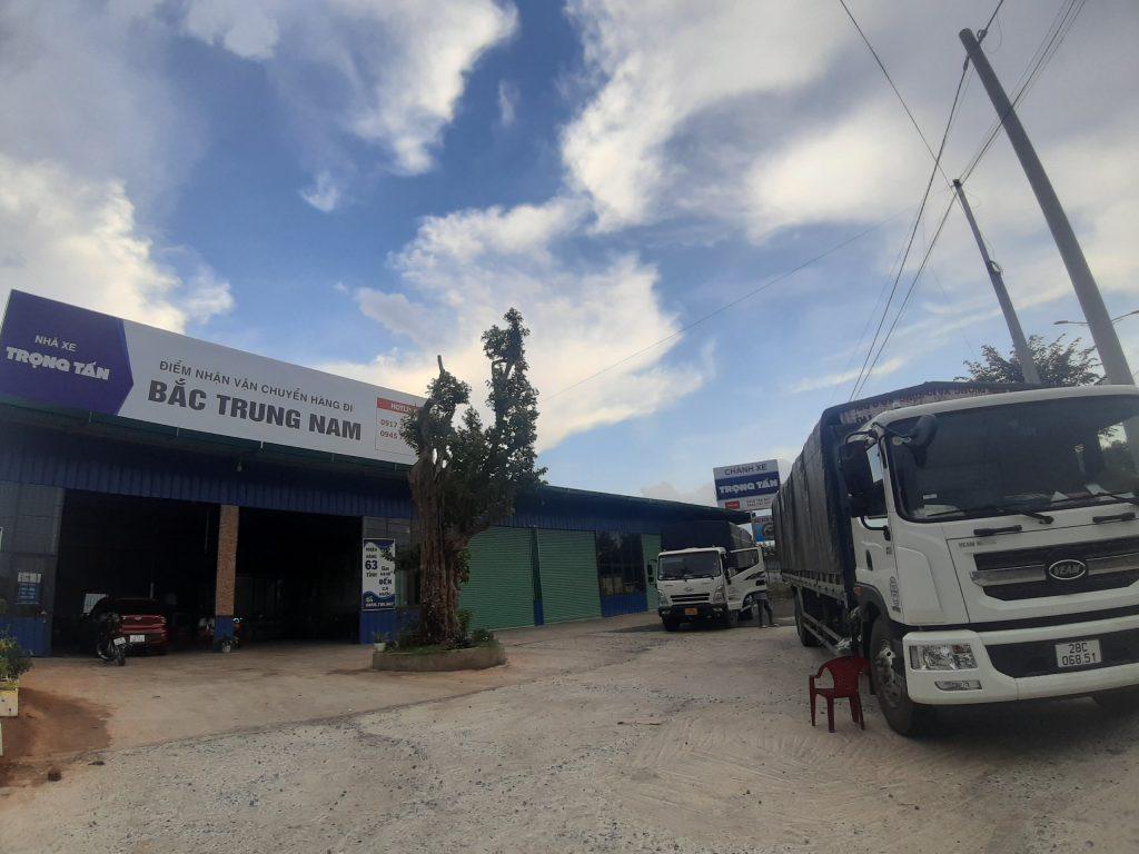 Vận tải Uy Tín tại Trọng Tấn Chành Xe Dak Lak đi Hà Nội