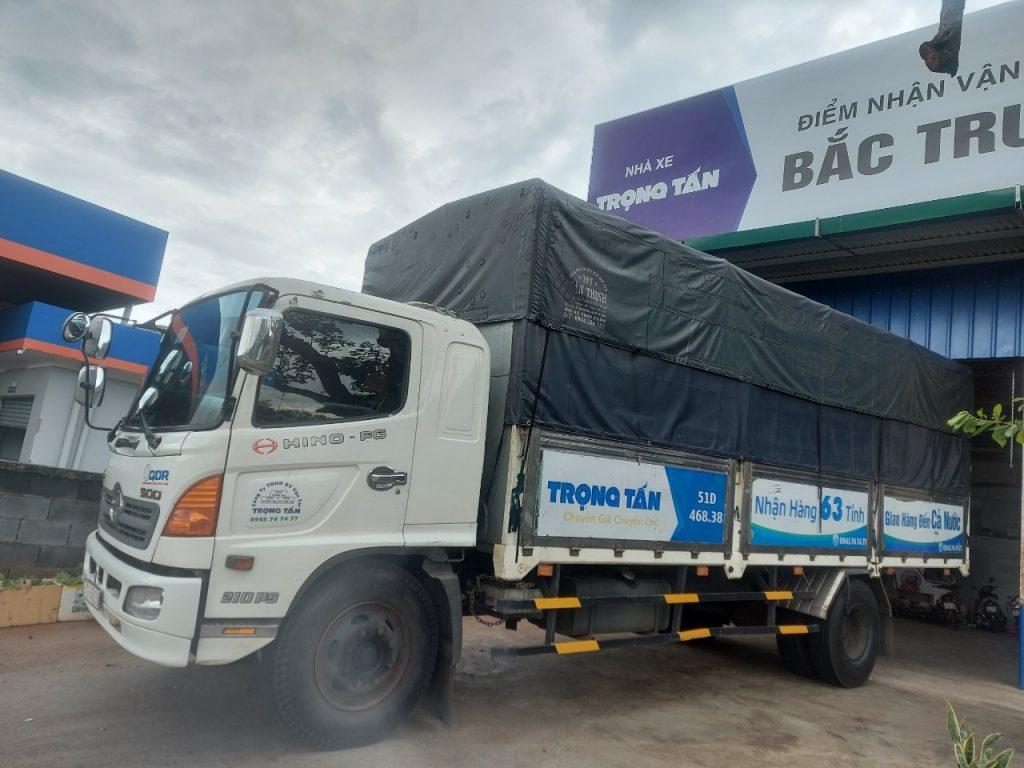 Quy trình chành xe chuyển hàng Sài Gòn đi Phú Yên
