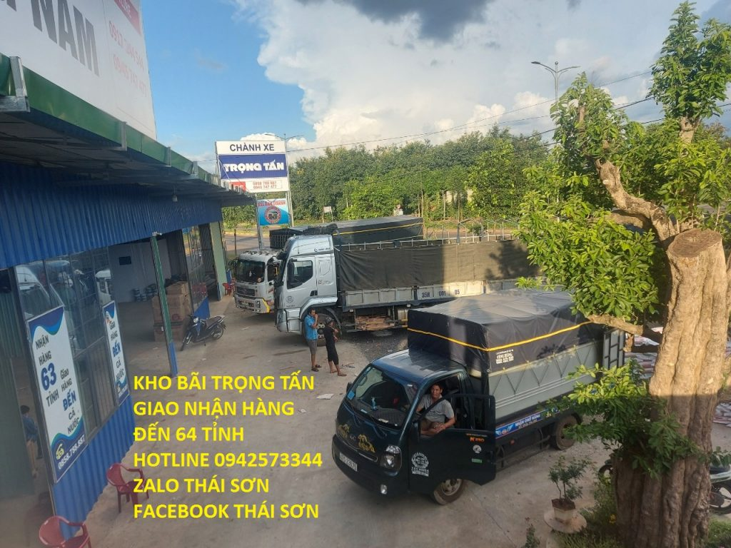 Cho thuê xe tải chở hàng Sài Gòn đi Gia Lai