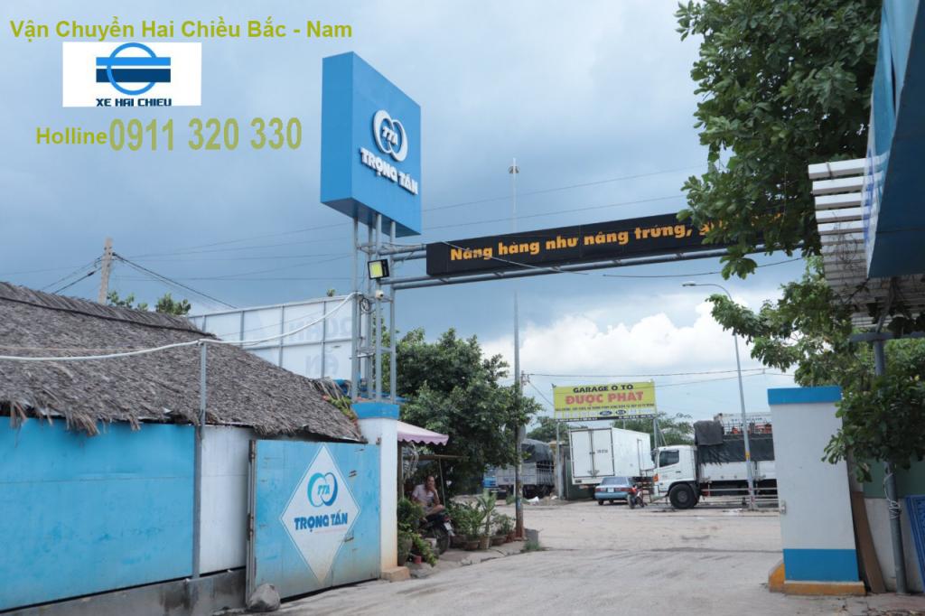 Chành xe vận chuyển hàng đi Nha Trang Tiền Giang