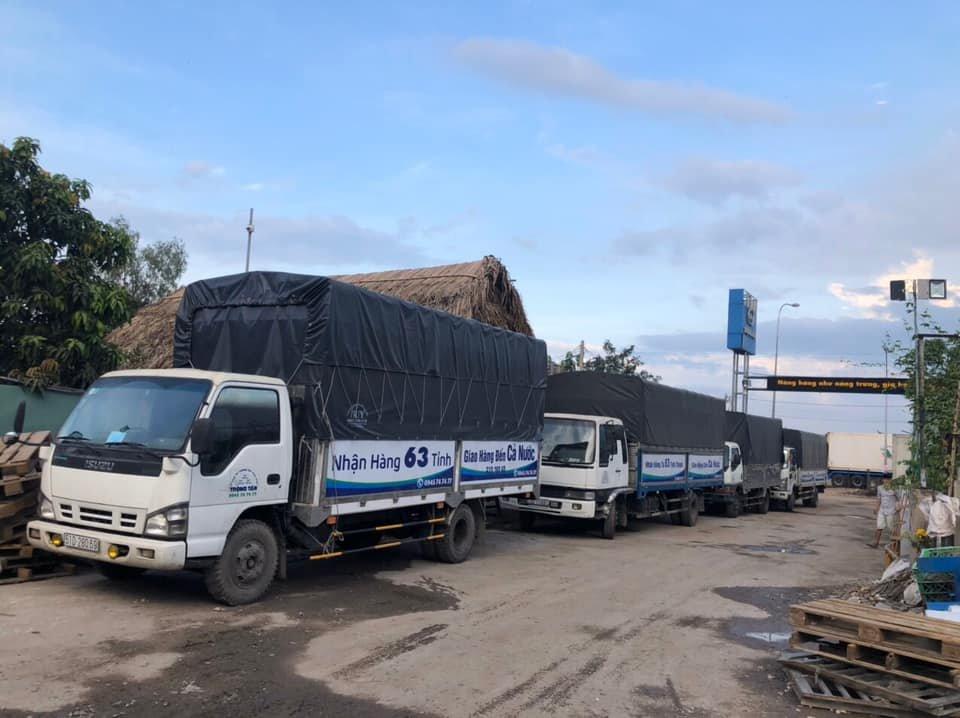 Cho thuê xe tải Bình Dương đi Nha Trang