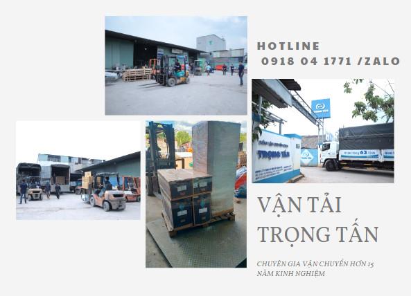 Cho thuê xe tải chở hàng hóa tại Hà Nội