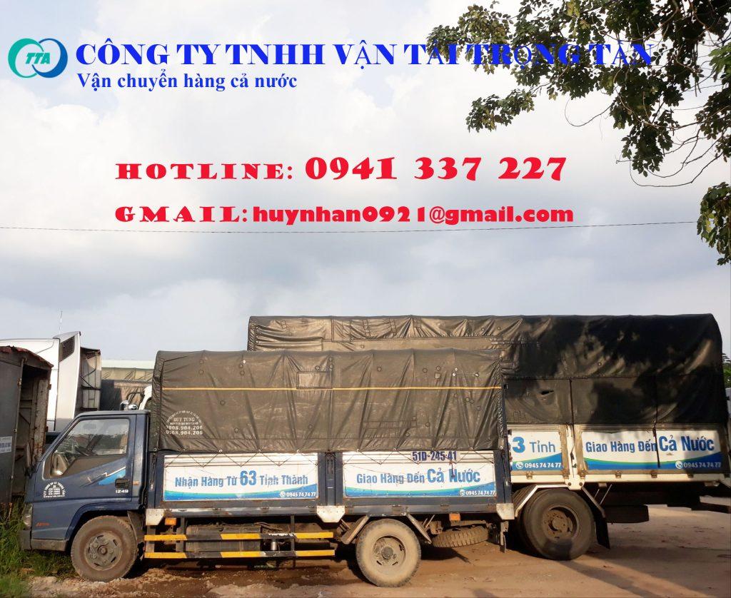 chành xe Cần Thơ đi Nha Trang