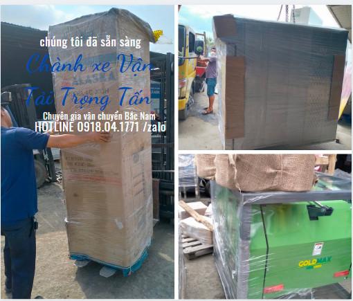 Đa dạng các mặt hàng vân chuyển cho thuê xe tải tại Hà Nội