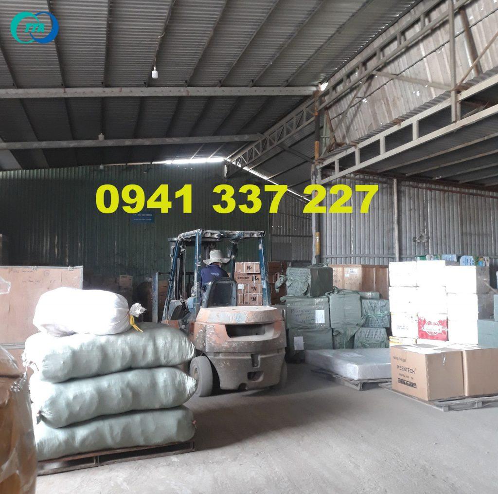 Hàng hóa gửi từ Cần Thơ đi Nha Trang