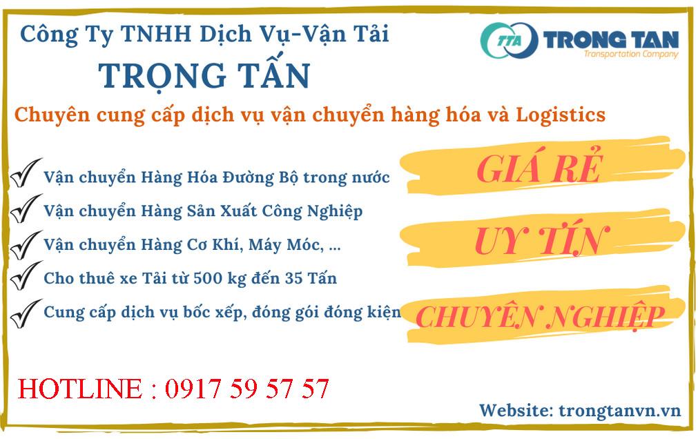 Gửi hàng Hà Nội Sài Gòn