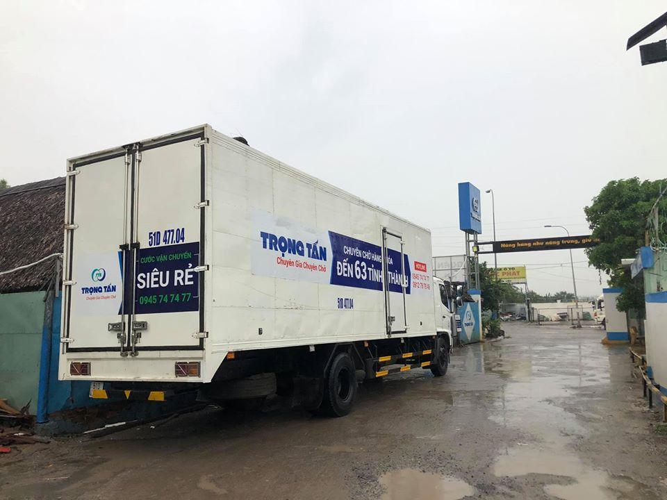 chuyển hàng từ Hà Nội đi Nha Trang