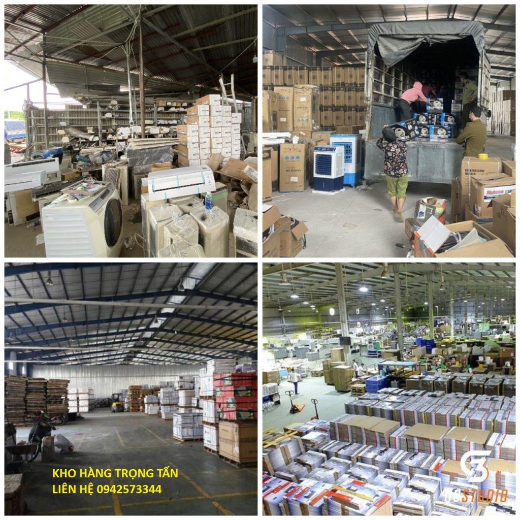 Các loại hàng hóa vận chuyển Sài Gòn đi Kon Tum