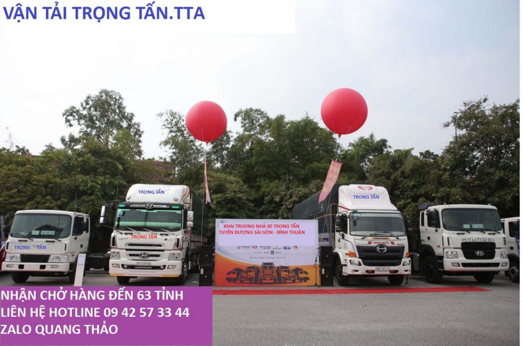 khai trương tuyến đường Sài Gòn đi Bình Thuận