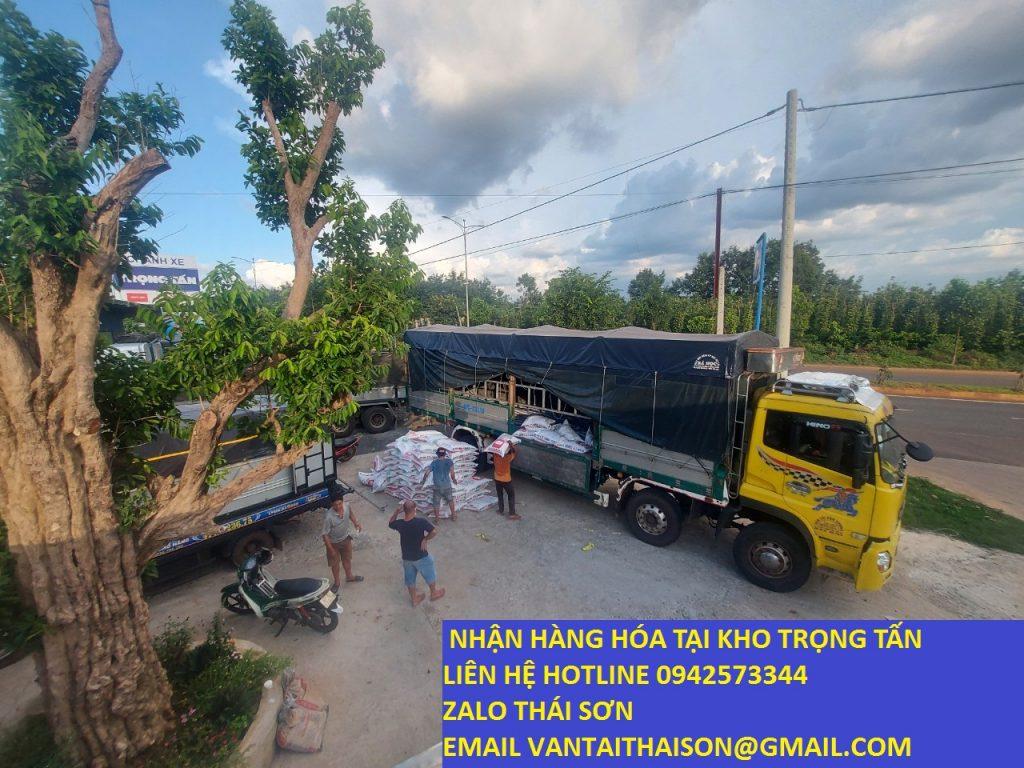 Nhà xe vận chuyển hàng Sài Gòn đi Kon Tum giao tận nơi