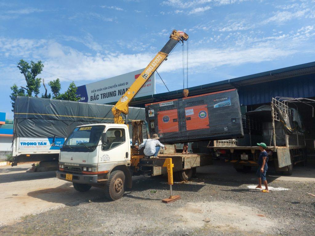 Xe tải chở hàng Đăk Lăk đi Bình Dương