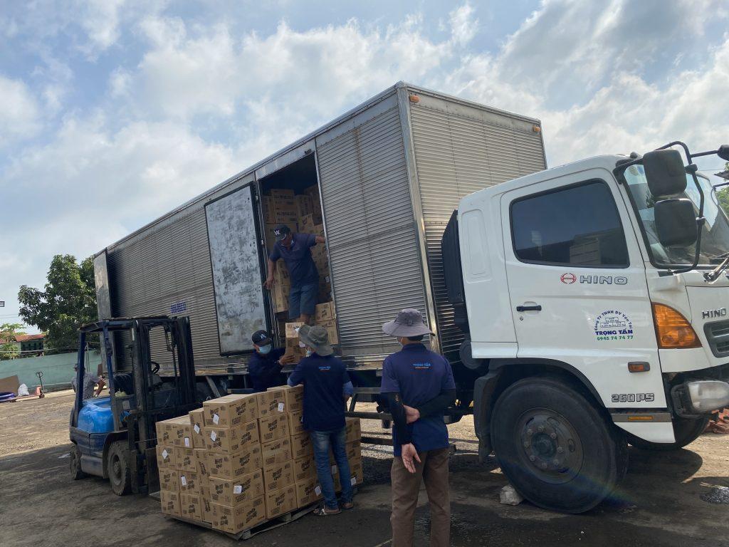 Thuê xe tải Nha Trang đi Vũng Tàu