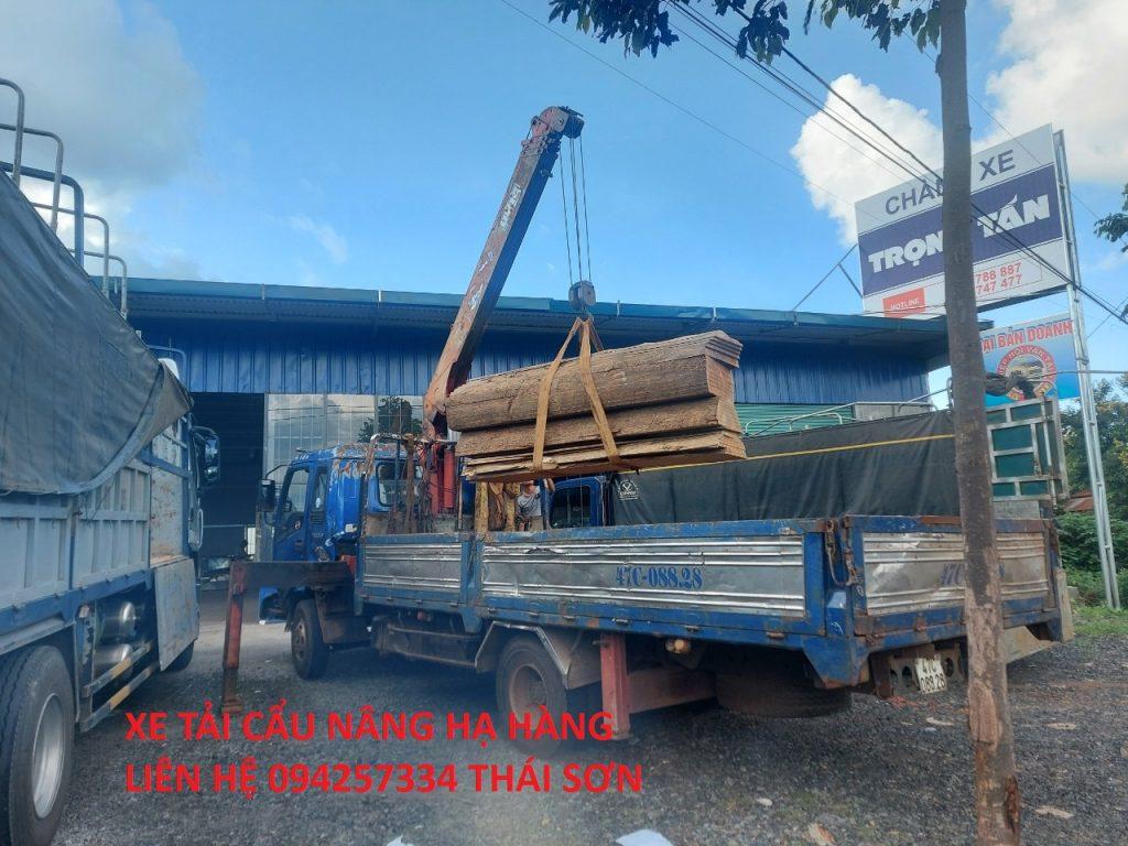 Nhận chở hàng hóa Sai Gòn đi Gia Lai an toàn