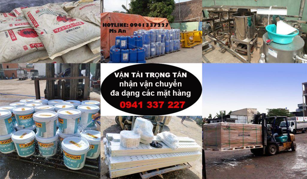Vận chuyển đa dạng hàng đi Nha Trang