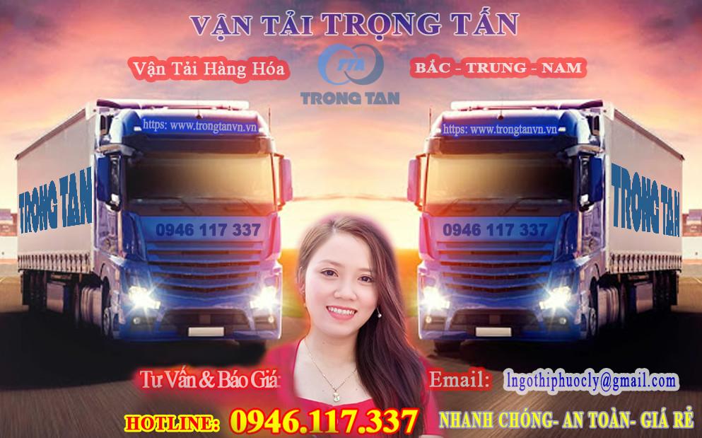 vận chuyển hàng Sài Gòn đi Quảng Ngãi giá rẻ