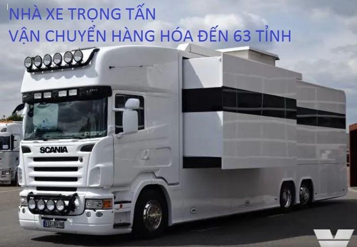 Cho thuê xe tải chở hàng Đăk Lăk đi các tỉnh Miền Bắc