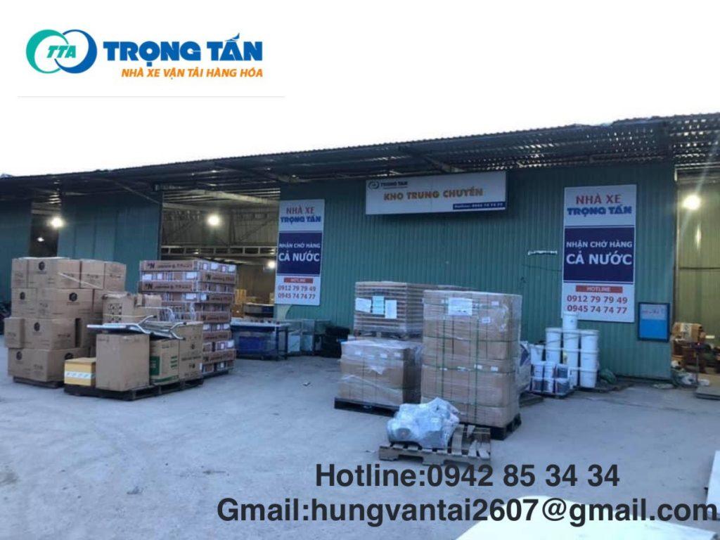 Nhà Kho Của Cho Thuê Xe Tải Gửi Hàng Hà Nội đi Sài Gòn