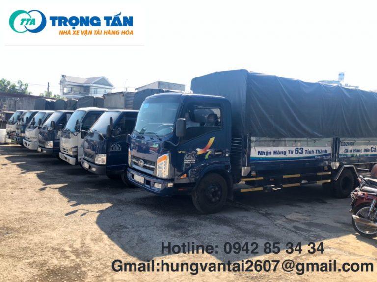Đội Xe cho thuê xe tải ở Hà Nội đi 63 Tỉnh Thành