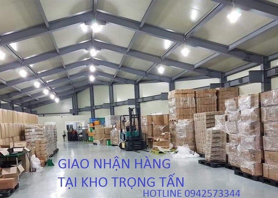 Kho hàng Trọng Tấn Sài Gòn đi Nha Trang