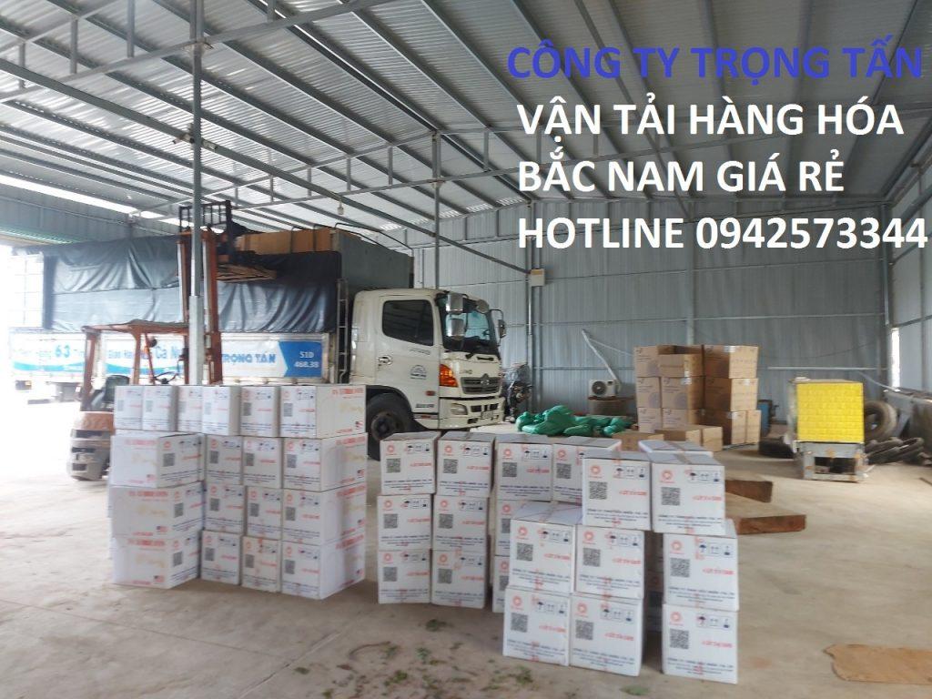 Vận chuyển hàng hóa Sài Gòn đi Nha Trang