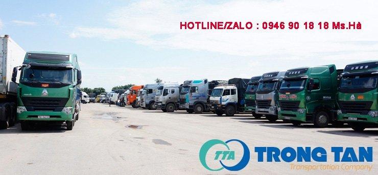 Nhà xe vận tải hàng hoá