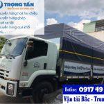 Cho thuê xe tải Bình Dương đi Hà Nội