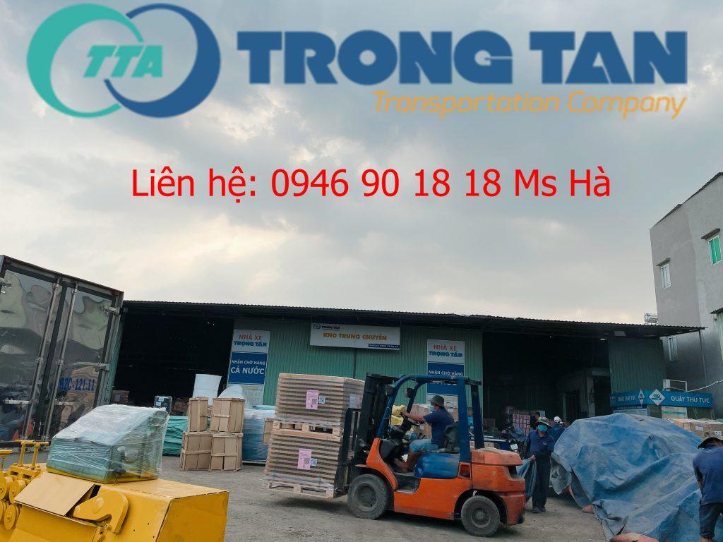 Xe tải đi Nha Trang