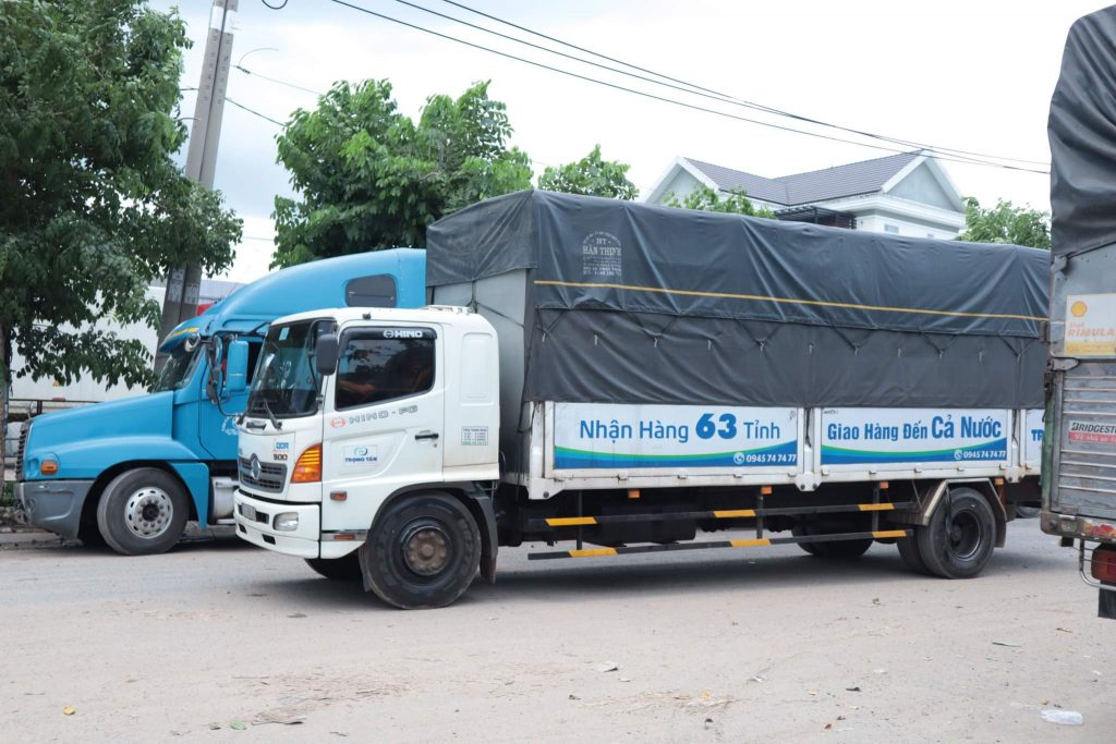 xe tải đà nẵng