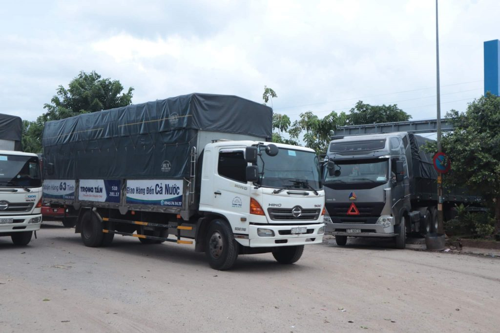 xe tải chở thuê