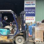 vận chuyển hàng hoá từ Hà Nội đến Bình Định