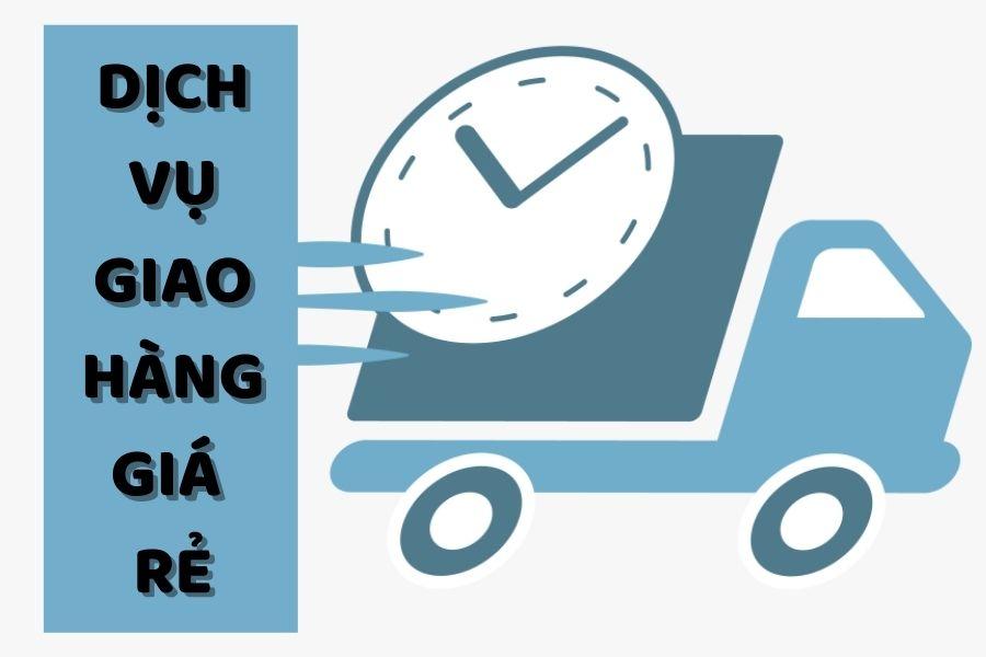 Dịch vụ giao hàng nhanh