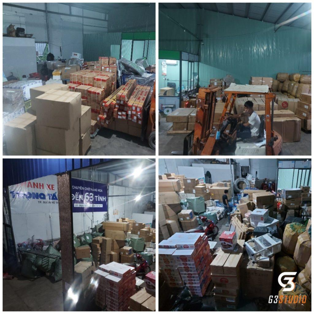 Các loại hàng hóa vận chuyển Đăk Lăk đi Tây Ninh