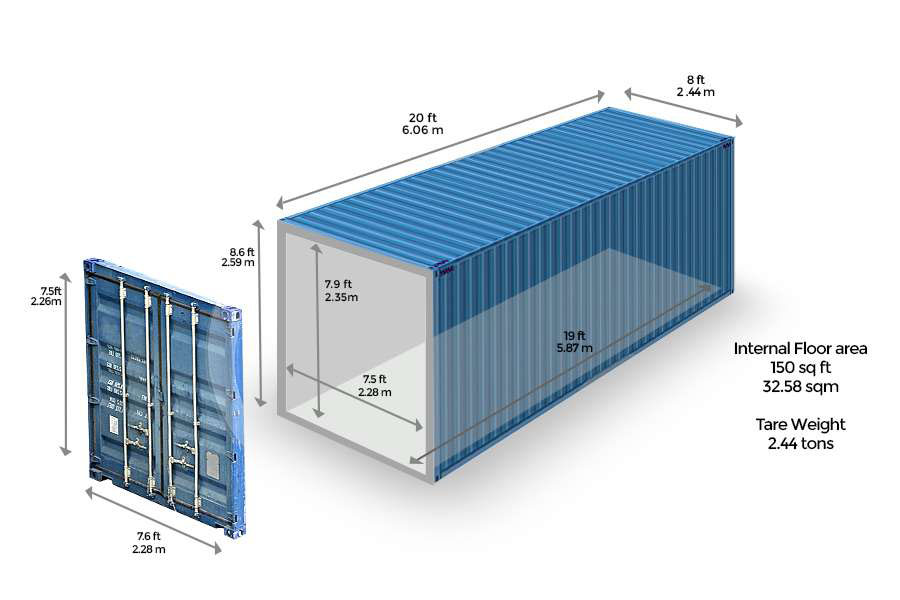 kich-thuoc-container-20-feet