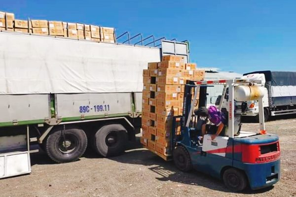 Vận chuyển hàng nội thất đi Quảng Nam