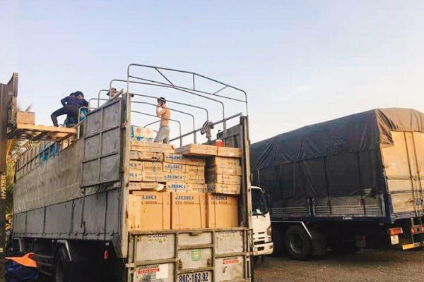 Vận chuyển hàng nội thất đi Quảng Ngãi