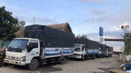 Vận chuyển hàng từ HCM đi Hà Nội
