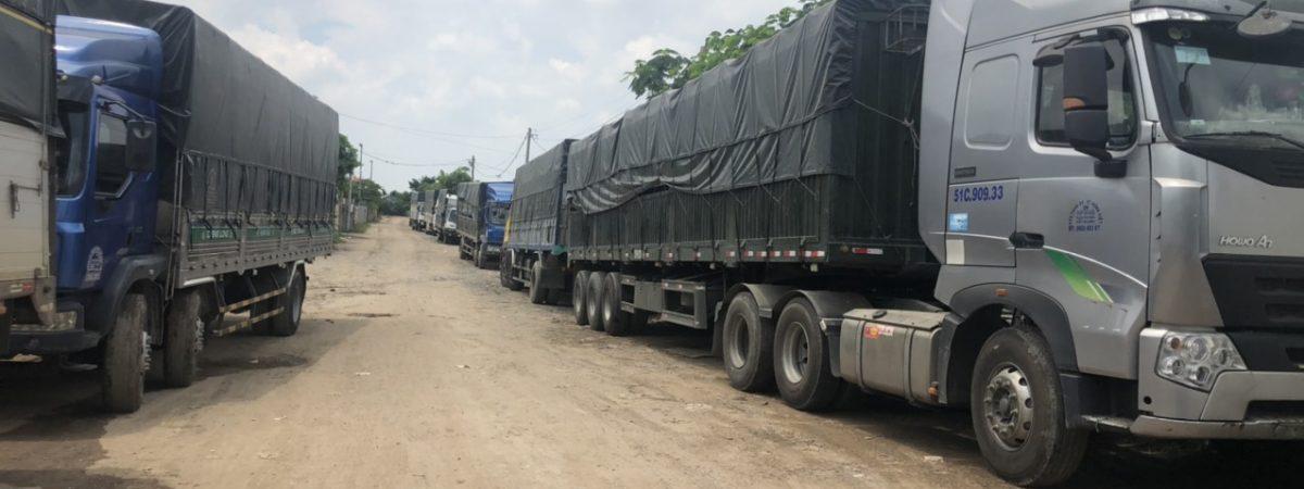 vận chuyển hàng Hà Nội đi Sài Gòn